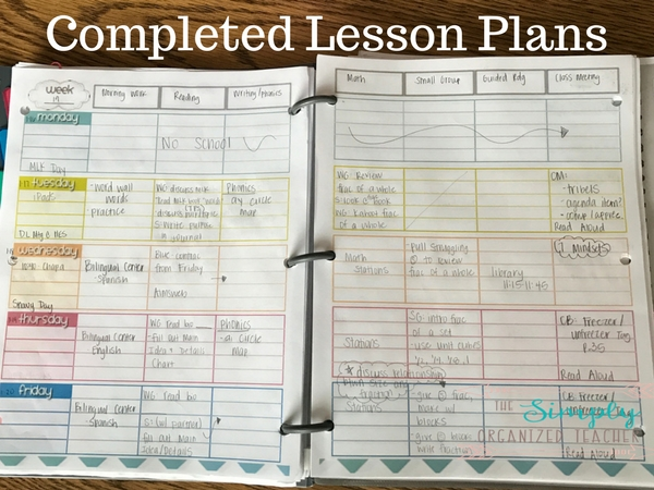 Classroom Management Series: Lesson Planning techniques to help you lesson plan quickly and efficiently. VIDEO included!