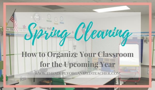 15 steps to Classroom Organization freebie!