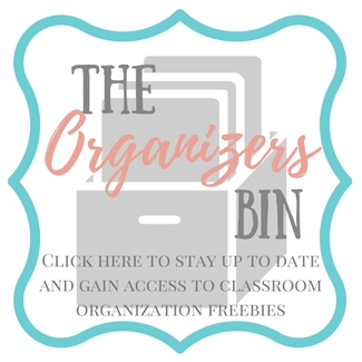 Gain access to tons of freebies by subscribing to The Simply Organized Teacher!