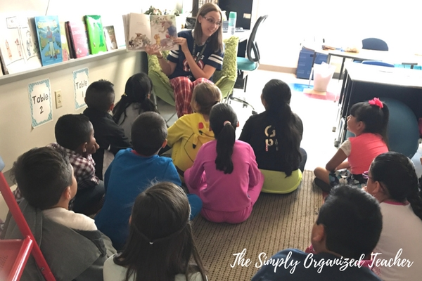 End of School Year Party: Last Day Read Aloud