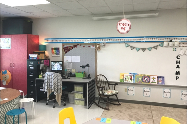 My 2nd Grade Classroom Tour