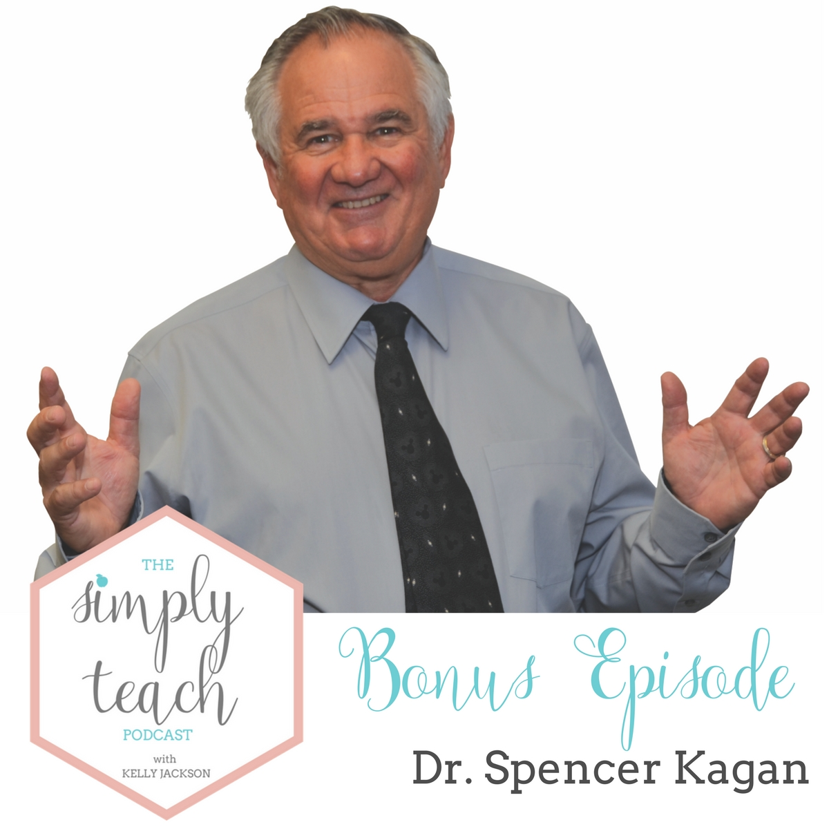 A podcast interviewing Dr. Kagan of Kagan Cooperative learning